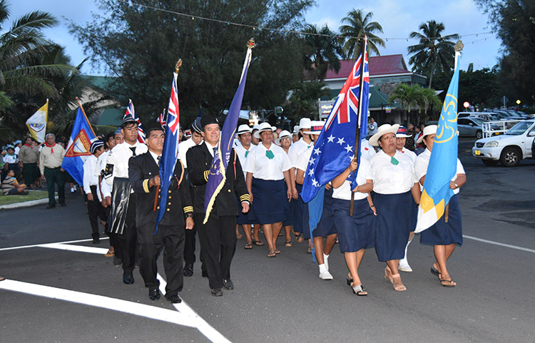 Anzac Dawn Service returns to the Cenotaph
