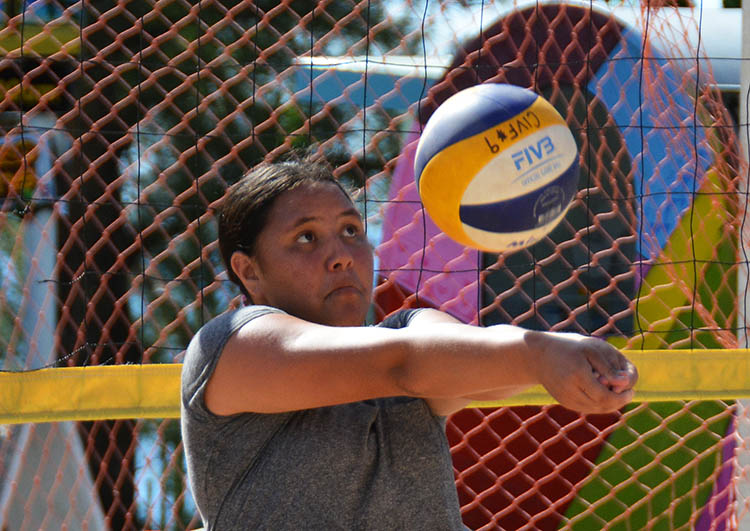 Sand-sational start to Youth Games