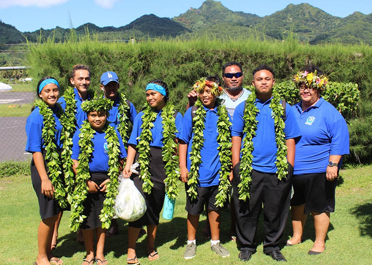 Outer islands ready to compete in football comp