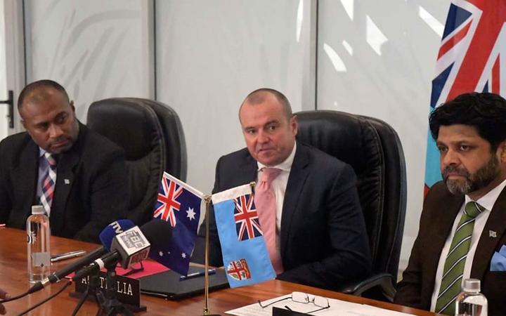 Confidence key to opening borders says Australian envoy