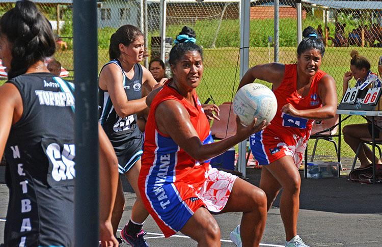 Titikaveka extend netball lead