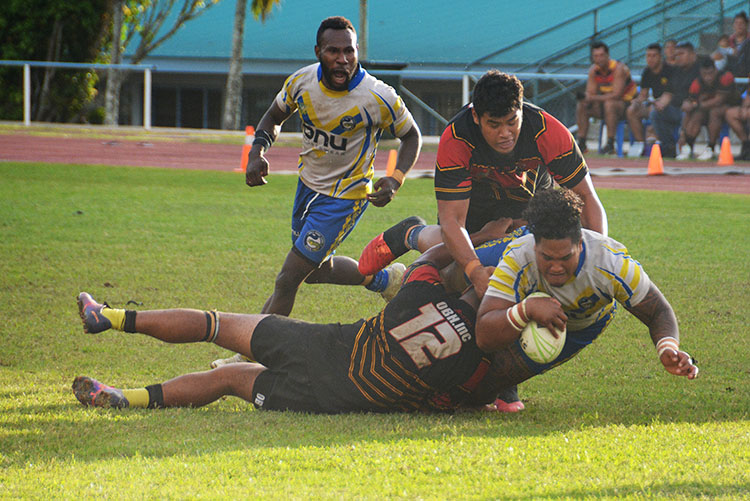 Eels through to final after convincing win over Arorongi