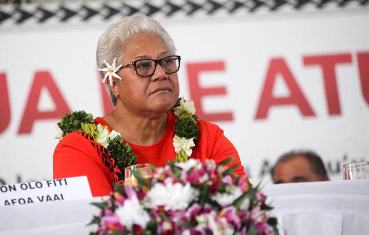 Samoa to shelve China-backed port project under new leader