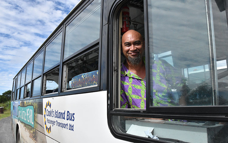 Cook's buses get smart