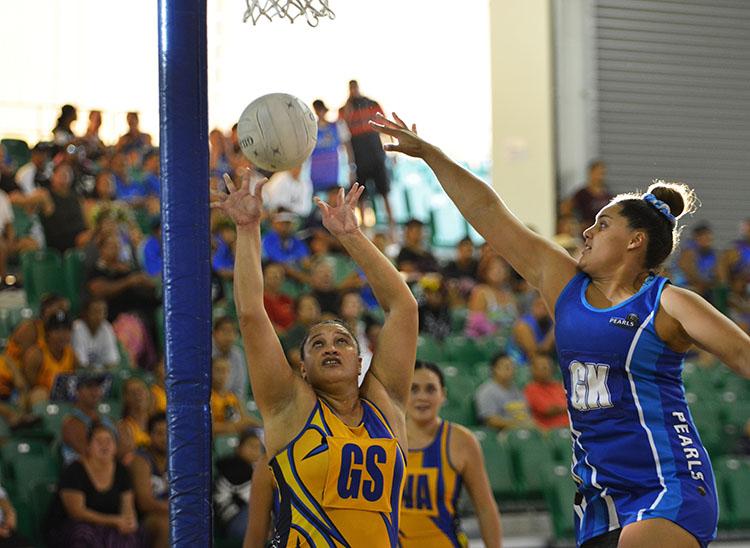 Netball queens