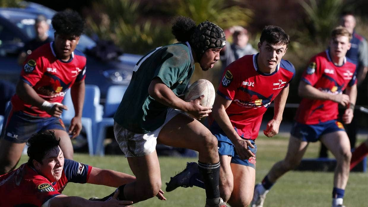 Cook Islands edged by Tasman Mako in Rugby World Cup qualification warmup