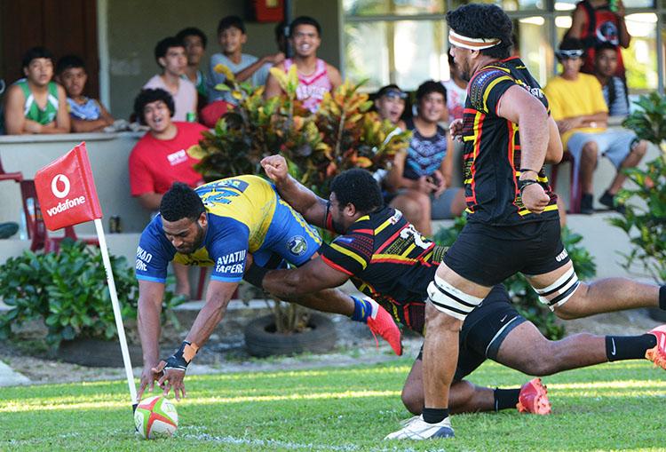 Ruepena kicks Bears to victory