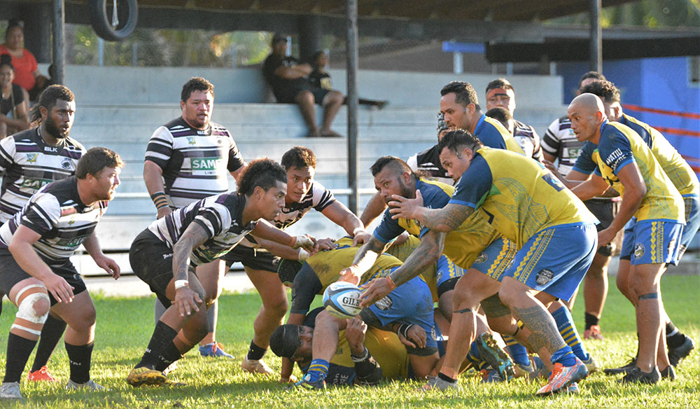 Tupapa Panthers extend rugby lead