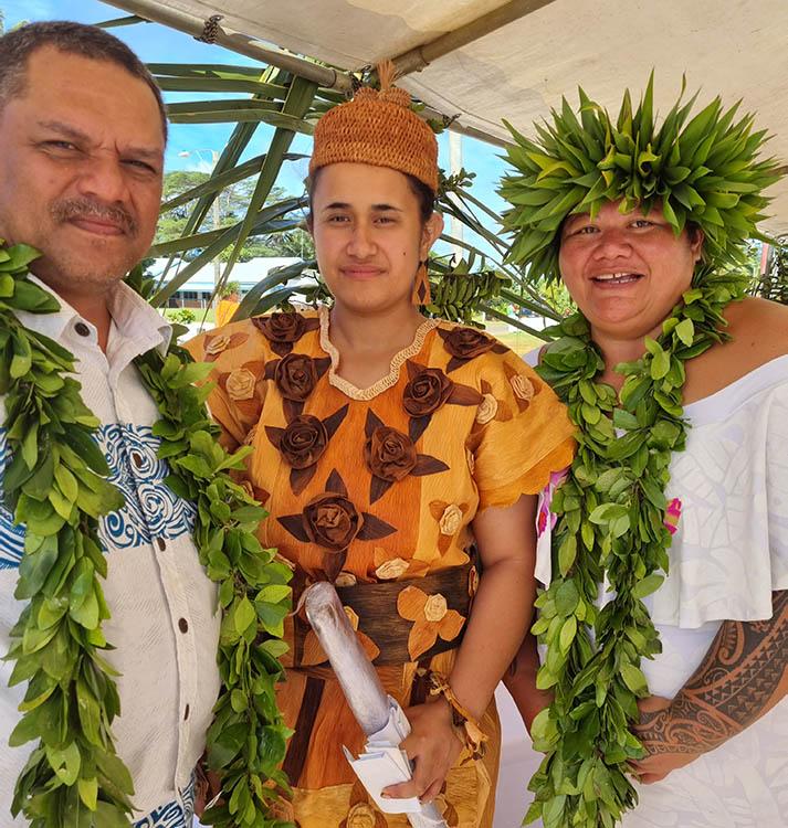 History made as Atiu invests Ngamaru Ariki and Rongomatane Ariki