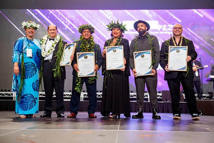 Honouring Cook Islanders in NZ