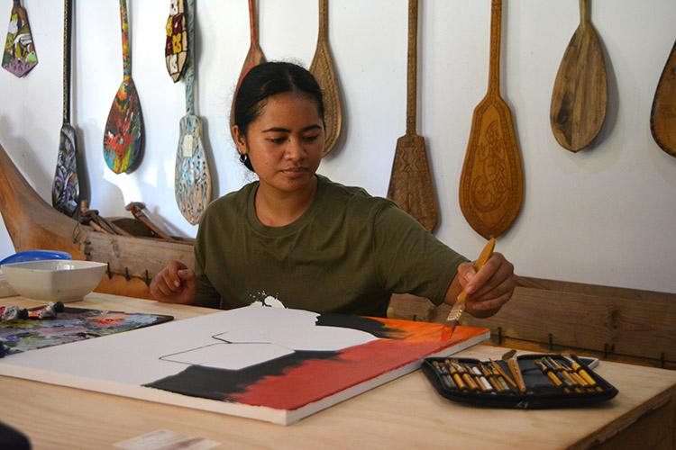 Celebrating indigenous artists