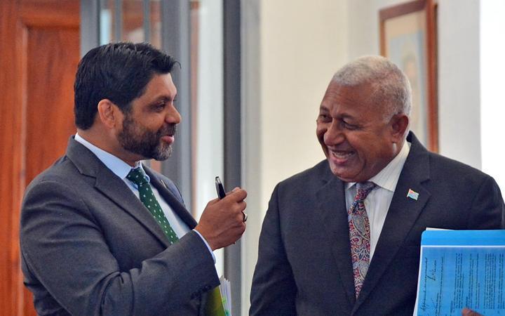 Fiji govt unveils $US1.78 billion Covid-19 Budget