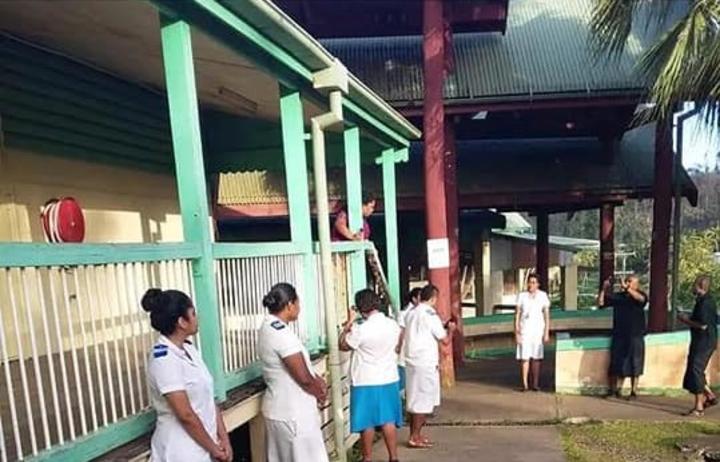 More Covid cases on remote Fiji island