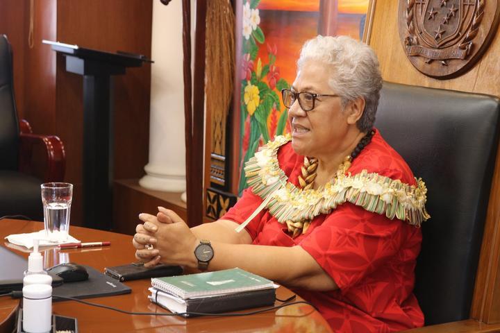 Samoa PM sacks the AG