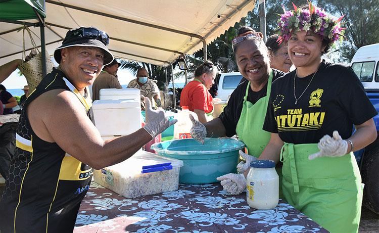 Aitutaki fundraiser raises $30k