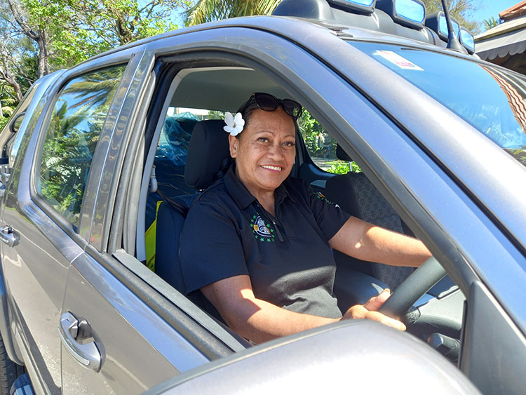 Souber Driver Raro: 'I wanted to save lives'