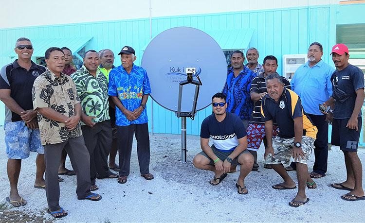 Te Ulu o te Watu launches new net service