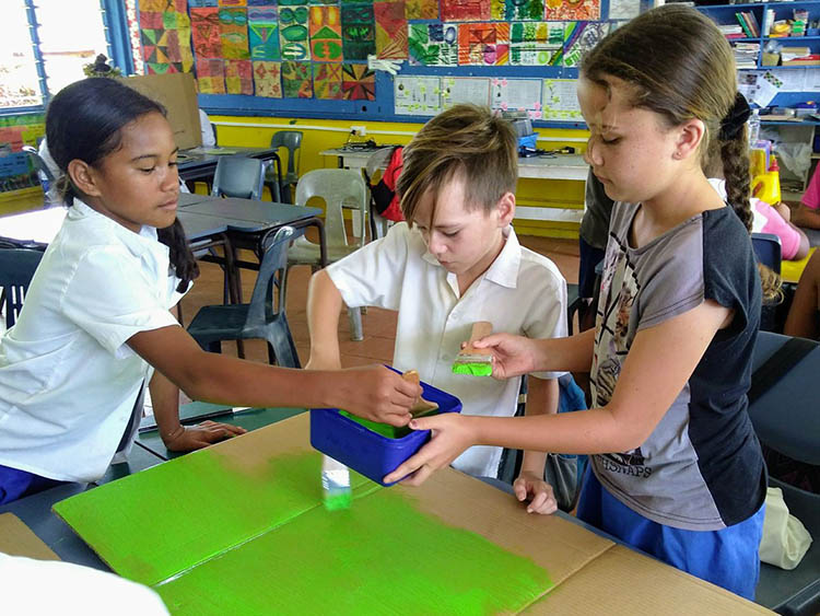 Students reach for excellence in maths
