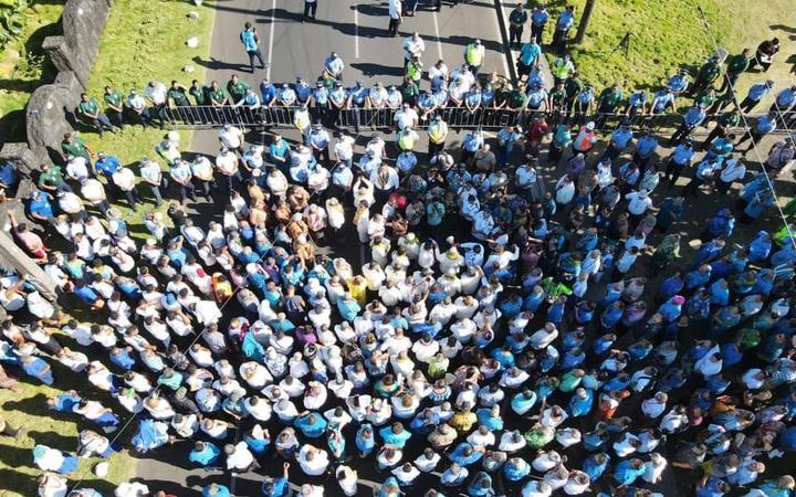 No path into parliament yet for Samoa's HRPP