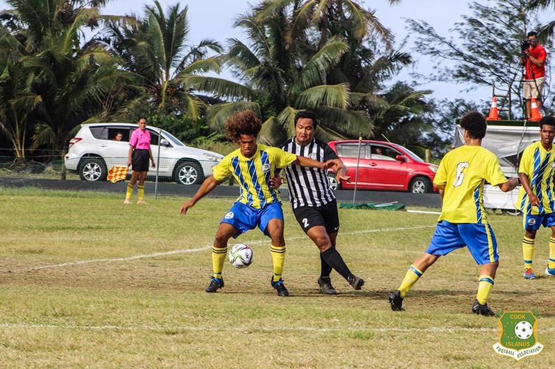 Tupapa overcomes plucky Avatiu