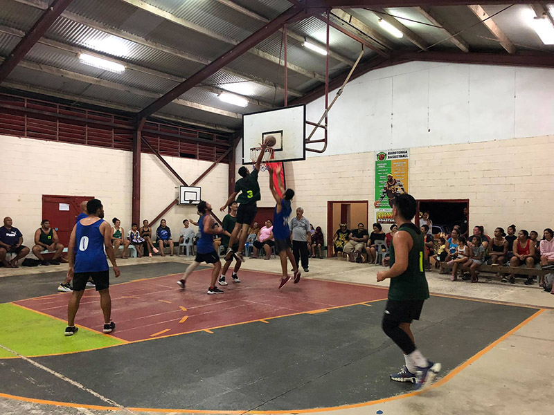 Basketball season ends on a high