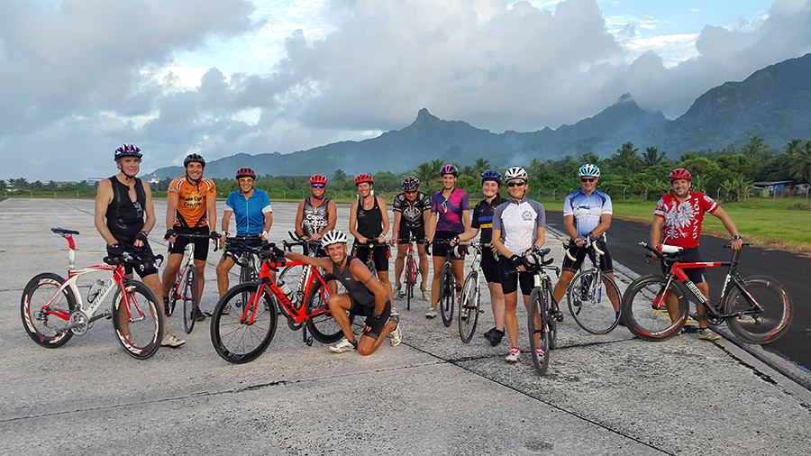 Stage set for the annual Cycle Challenge