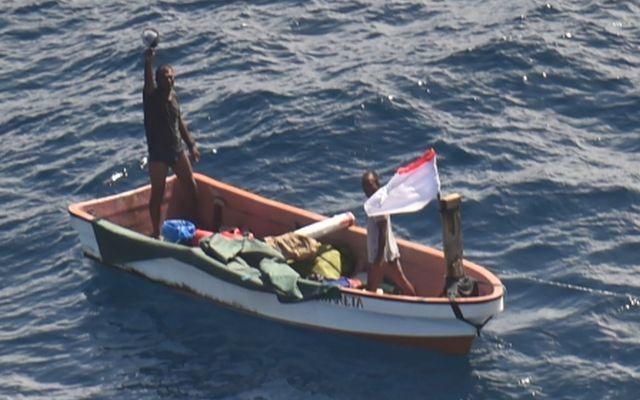 RNZAF find missing Kiribati sailors